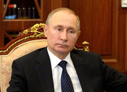 Верховный суд объяснил, почему отказался снимать Путина с выборов