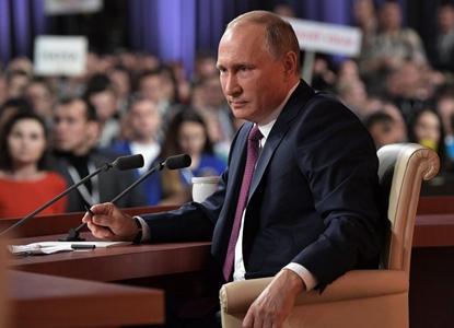 Путин увеличил россиянам минимальную зарплату