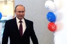Итоги президентских выборов: Путин набрал больше половины голосов