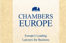 У крупнейшего международного юррейтинга Chambers & Partners сменился владелец /  Фото: facebook.com/Chambersandpartners