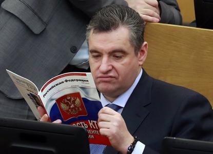 Редакции бойкотировали работу в Госдуме после оправдания Слуцкого