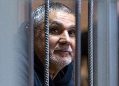 Суд приговорил Шакро Молодого к 9 годам и 10 месяцам колонии