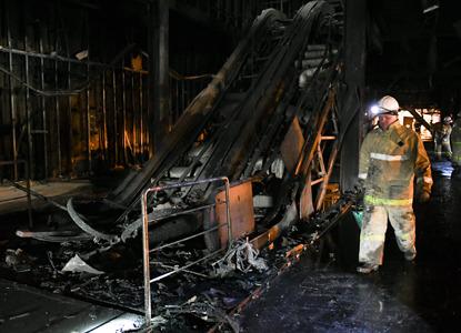МЧС предлагает ужесточить правила противопожарной безопасности