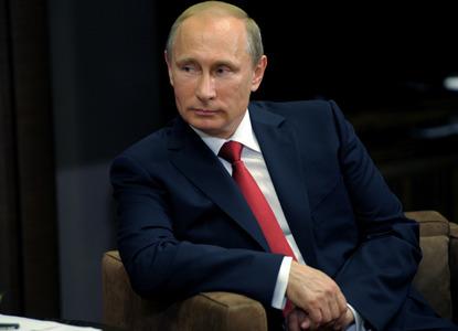 Путин уволил дюжину генералов МВД, СКР, ФСИН и МЧС