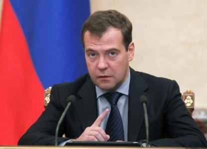 Медведев рассказал, когда правительство уйдет в отставку