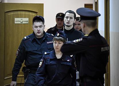 """Суд приговорил """"Приморских партизан"""" к 103 годам тюрьмы"""