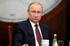 Путин: в Москве ситуацию с коронавирусом пока переломить не удалось / Владимир Путин. Фото: kremlin.ru