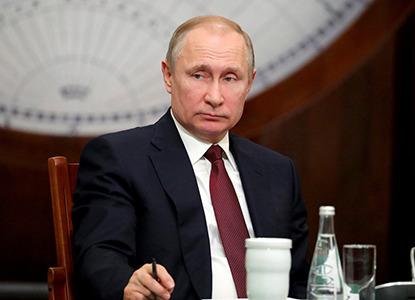 Путин уволил ряд генералов МВД и СКР