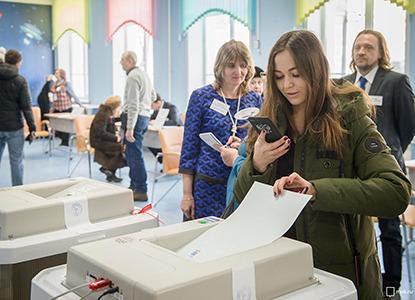 Москва откроет избирательные участки за пределами столицы