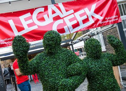 В Москве впервые прошел конкурс Legal Tech-стартапов Legal Geek