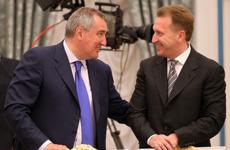 Путин подписал указы о назначениях Рогозина и Шувалова