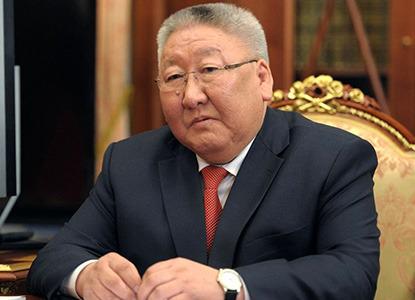 Глава Якутии ушел в отставку
