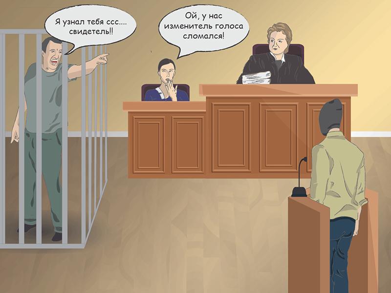 свидетель и потерпевший в уголовном процессе