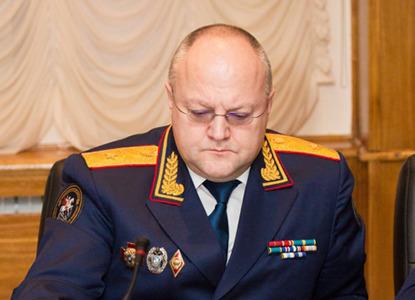 Главный следователь Москвы Дрыманов подал в отставку