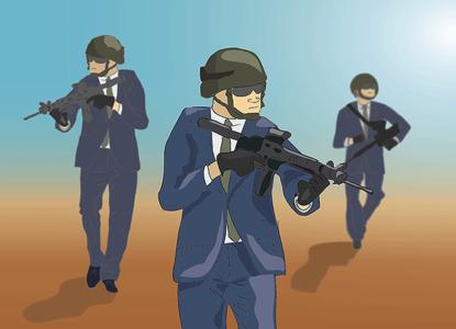 На войне все средства хороши: как «отбить» бизнес от силовиков