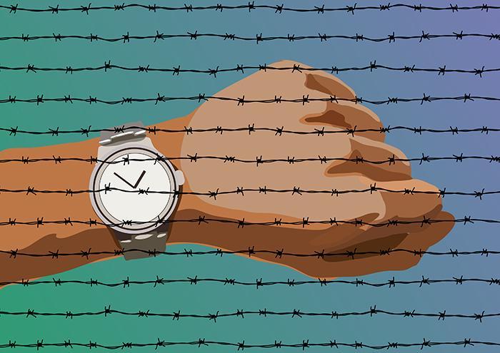 Зачет срока содержания в СИЗО (следственном изоляторе): день за полтора, день за два