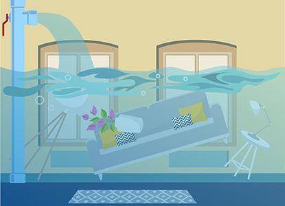 Общее или своё: кто заплатит за потоп в квартире после несогласованного ремонта