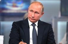 Путин подписал реформу наследственного права  / Владимир Путин. Фото: kremlin.ru