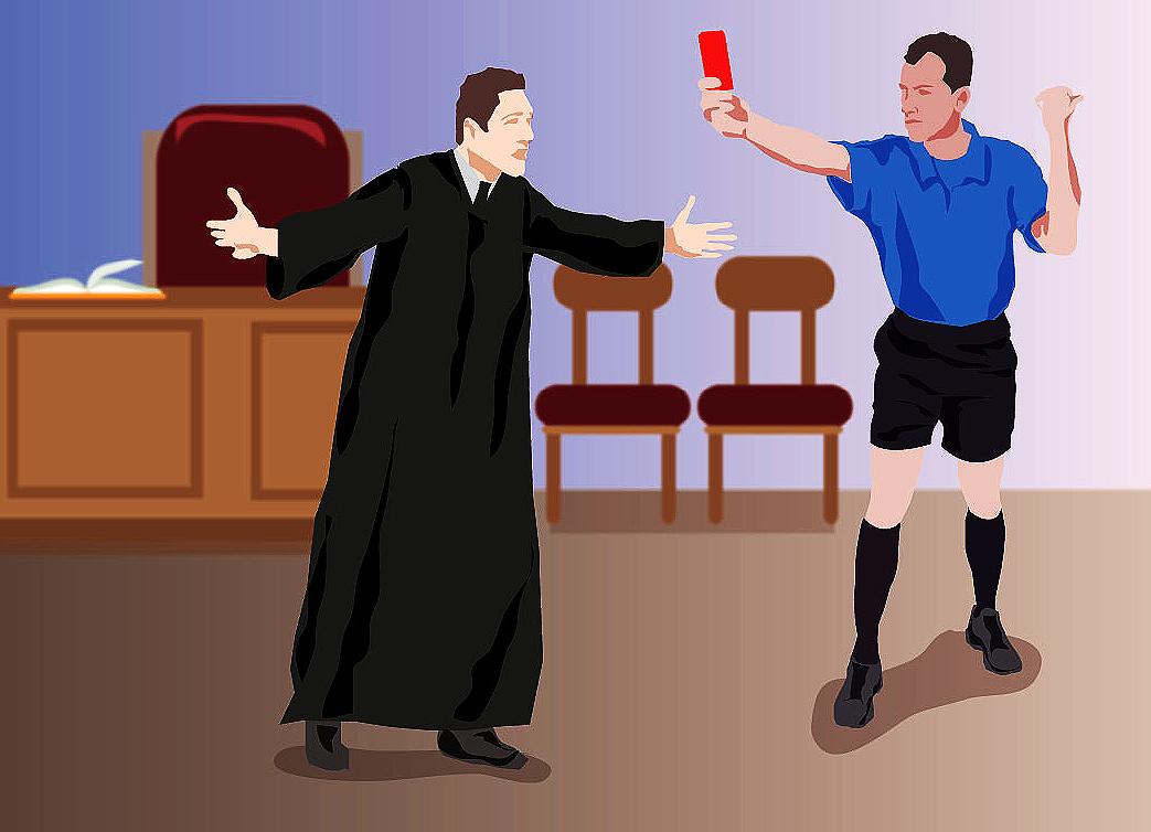 ККС наказала судью, ворвавшуюся в кабинет к оперуполномоченному