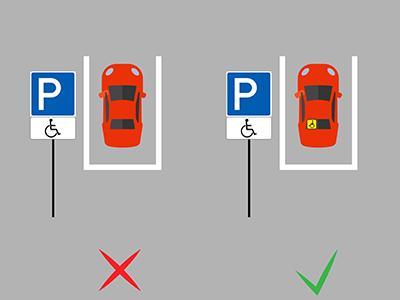 Не так встали: когда вас оштрафуют за неправильную парковку