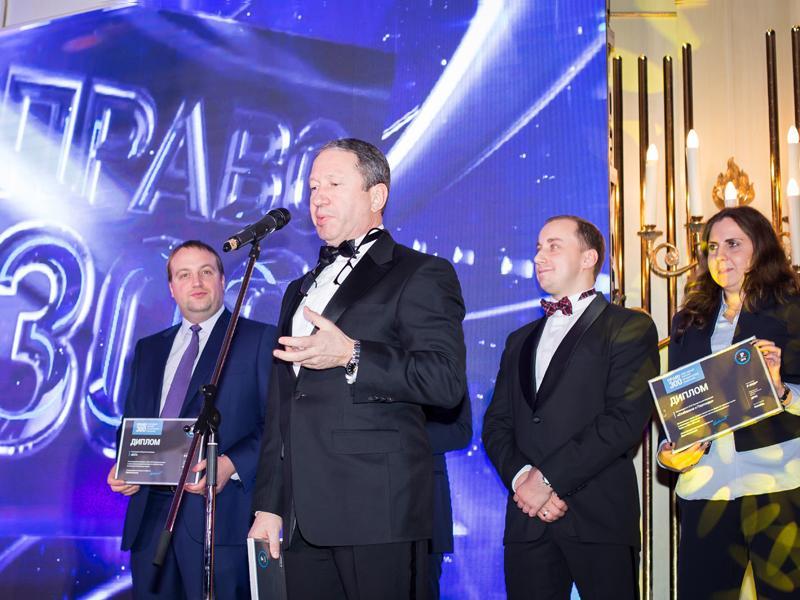 Андрей Гольцблат, управляющий партнёр юридической фирмы Goltsblat BLP подводит успешные итоги уходящего года для своей фирмы.