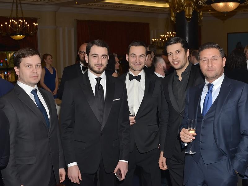 Представители адвокатского бюро «Коблев и партнеры»