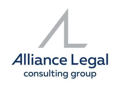 Компания Alliance Legal CG провела рестайлинг, обновив фирменный стиль и логотип