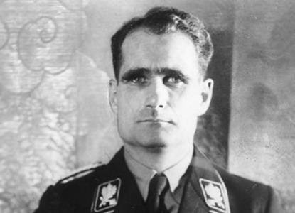 Нюрнбергский процесс над Рудольфом Гессом