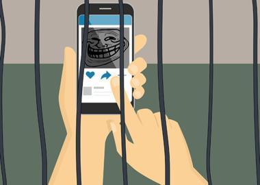 В контакте с правоохранительными органами: как нас защищают соцсети