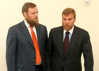 Суд заочно арестовал экс-владельцев Промсвязьбанка братьев Ананьевых