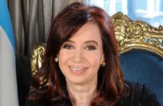Бывшего президента Аргентины подозревают во взятках  / Кристина Киршнер. Фото: wikipedia.org