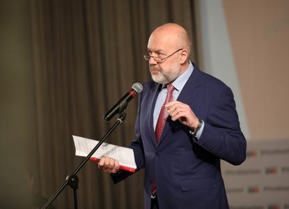 К 100-летию красного террора: «Страсти по праву» от Павла Крашенинникова