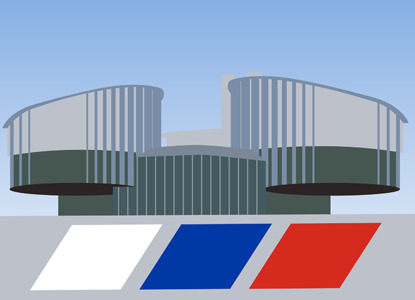 Страсбург сблизился с российскими судами