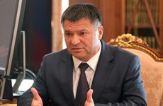 Единоросс Тарасенко лидирует на выборах в Приморье / Андрей Тарасенко. Фото: kremlin.ru