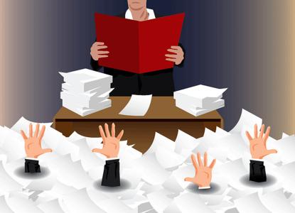 В судьи набирают всё больше консультантов юрфирм
