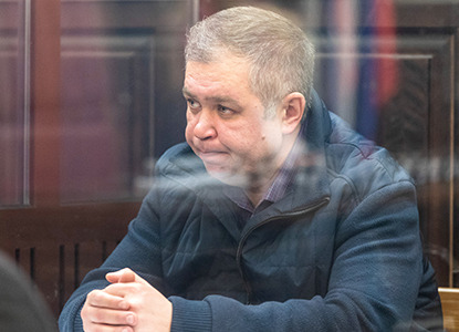 Следствие просит продлить арест экс-главе МЧС Кузбасса по делу «Зимней вишни»