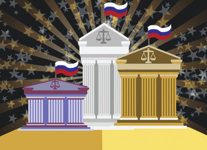 Суды с историей: топ-10 самых интересных зданий в России