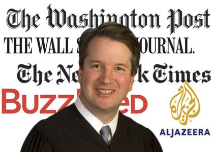 Дайджест зарубежной прессы: как Бретт Кавано прошел в Верховный суд США