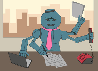 Автоматизация в компании: зачем и кому это выгодно