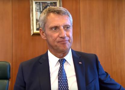 Бывшему министру юстиции предъявили обвинение по делу Рыболовлева