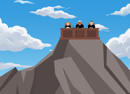 Судья-мошенник, банкрот без госконтракта и дорогая коммуналка: новые дела ВС