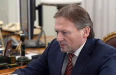 Бизнес-омбудсмен рассказал о создании еще одного «списка Титова» / Борис Титов. Фото: kremlin.ru
