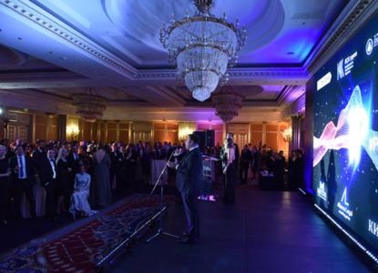 Торжественная церемония награждения лидеров девятого ежегодного рейтинга юридических компаний России «Право.ru-300»