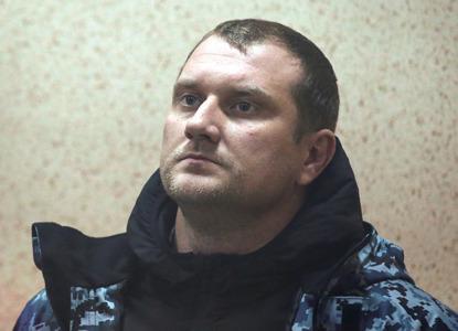 Россия арестовала всех украинских моряков из Керченского пролива