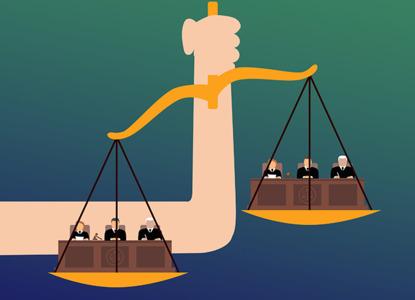 ВККС отобрала судей в арбитражные апелляции и кассации