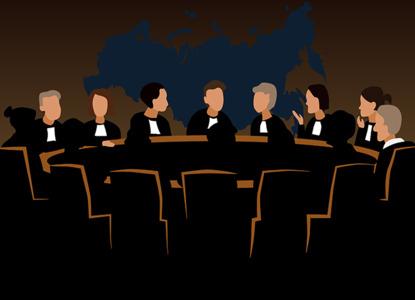 Коронавирусные сложности и статистика новых судов: итоги Совета судей