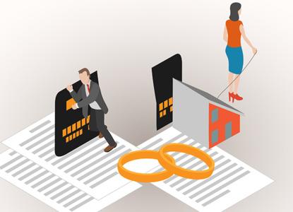 раздел кредитных обязательств при разводе