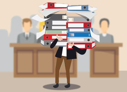 Аресты, новые ставки и правила: чем запомнится 2018-й адвокатам