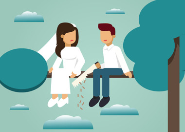Развод по-новому: суд для бывших