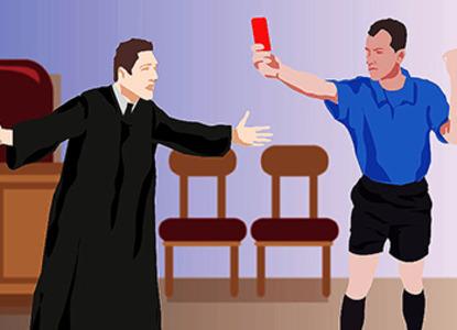 ВККС рассказала про наказание для грубых судей